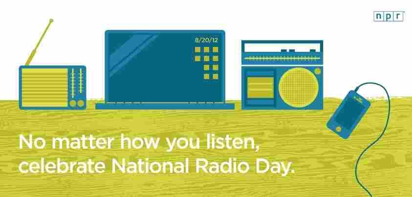 National Radio Day Gadgets