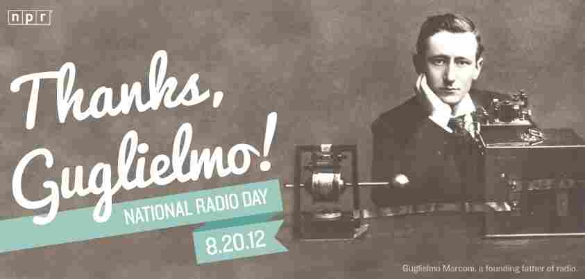 National Radio Day Guglielmo