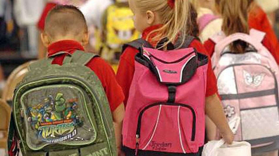 Back Pack Kids in Punta Gorda. (Courtesy of Yah Yah Girls)