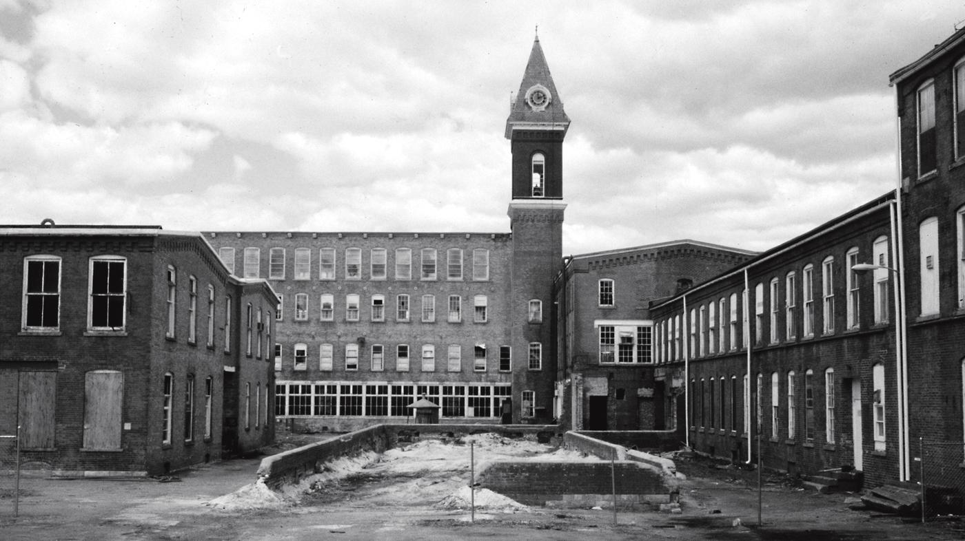 North Adams Mass A Manufacturing Town For Art Npr
