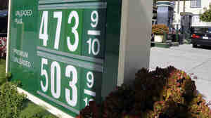 Despite rising in the past few weeks, gas prices are still lower than they wer