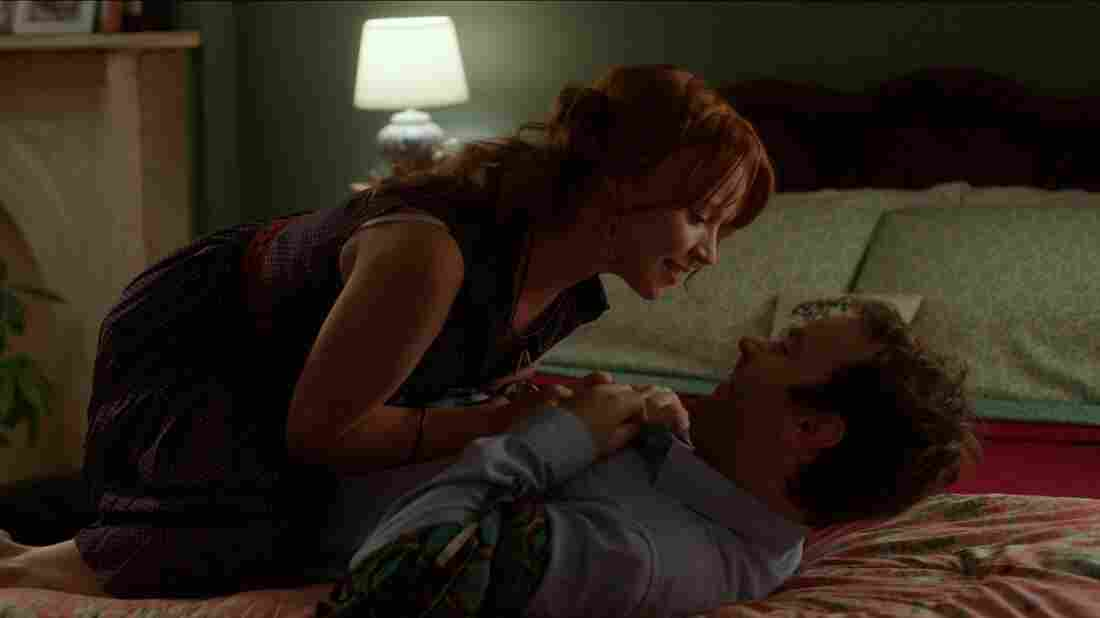 In Sleepwalk With Me, Mike Birbiglia, who plays a character based on himself, plays opposite Lauren Ambrose, who is his girlfriend.