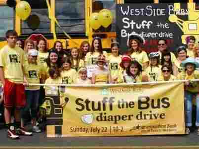 Stuff the Bus 2012.