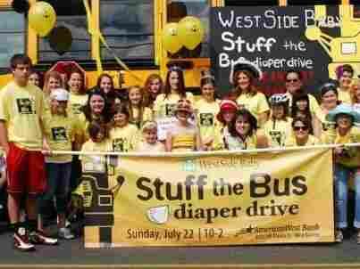 Stuff the Bus 2012.