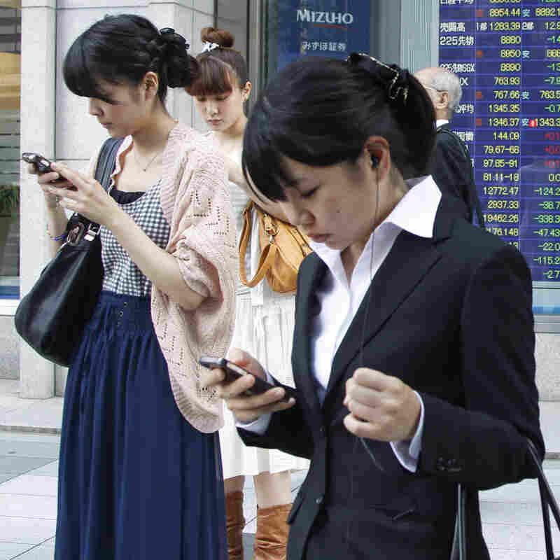 In Japan, Mobile Startups Take Gaming To Next Level