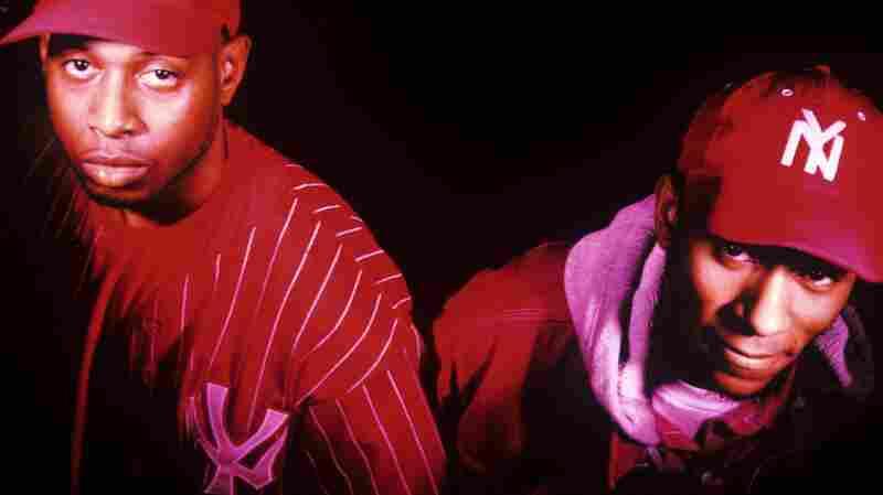 Talib Kweli and Mos Def of Black Star.