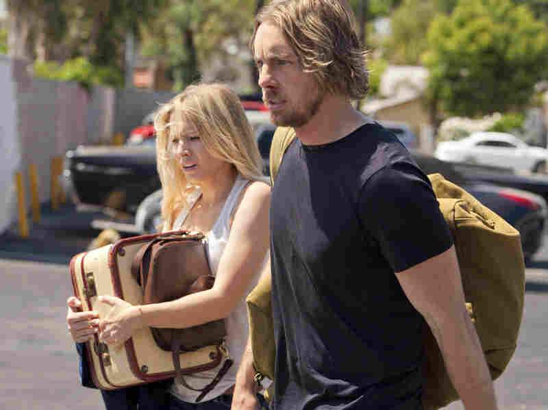 Former getaway driver Charlie Bronson (Dax Shepard) is just trying to get his girlfriend Annie (Kristen Bell) to L.A., but his guardians in the Witness Protection Program, as well as his ex-associates, don't want him to go.