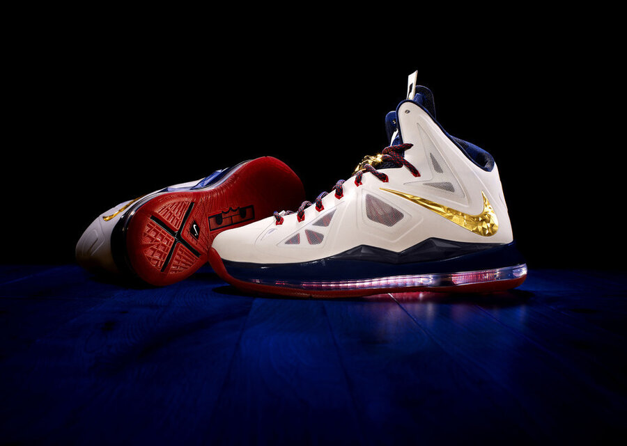 Nike's New Frontier: LeBron X Sneakers Will Sell For $315
