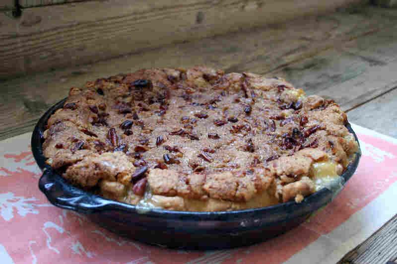 Peach-Pecan Pie