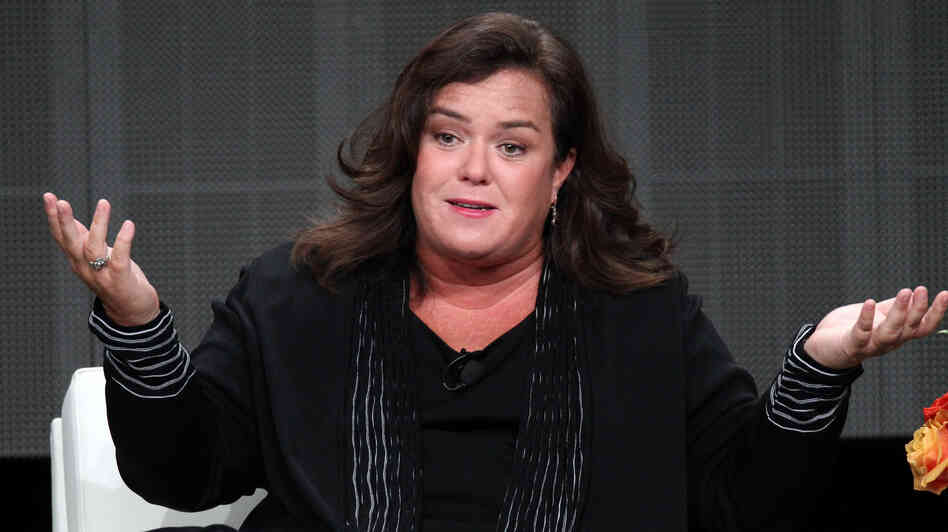 Rosie O'Donnell in July 2011.