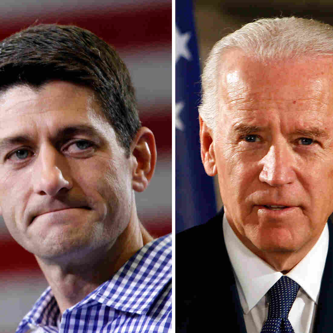 Biden And Ryan Share Faith, But Not Worldview
