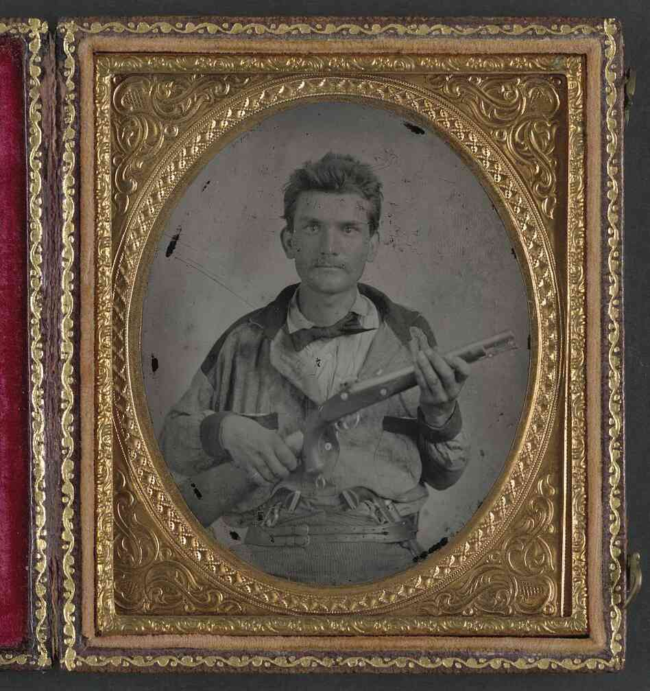Stephen Pollard of Carroll County, Ga., who fought and survived the Civil War.
