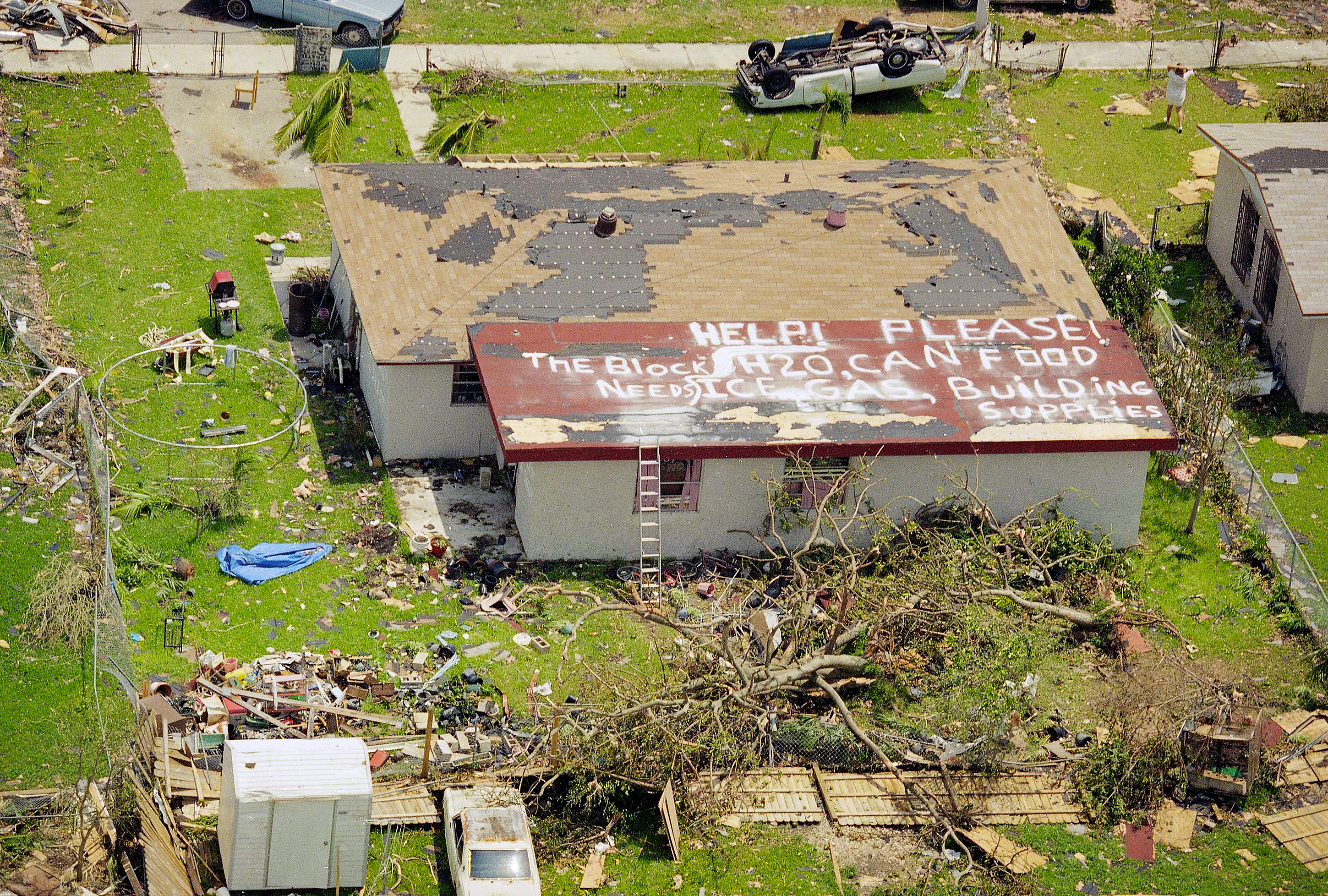 Hurricane Andrew S Legacy Like A Bomb In Florida Ncpr