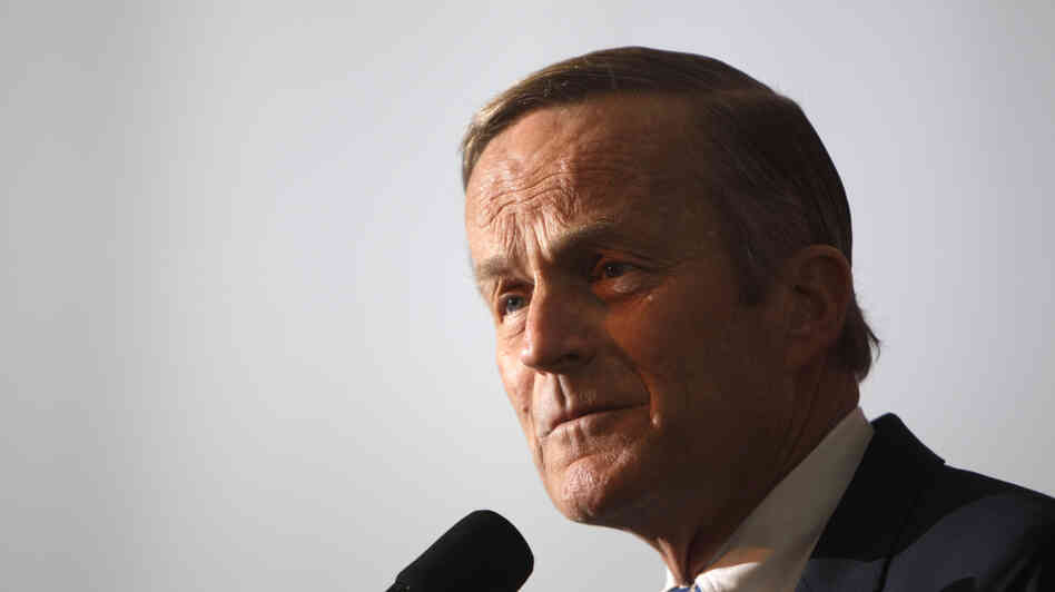Rep. Todd Akin, R-Mo., says Rep. Paul Ryan, R-Wis., the GOP vice presidential candi