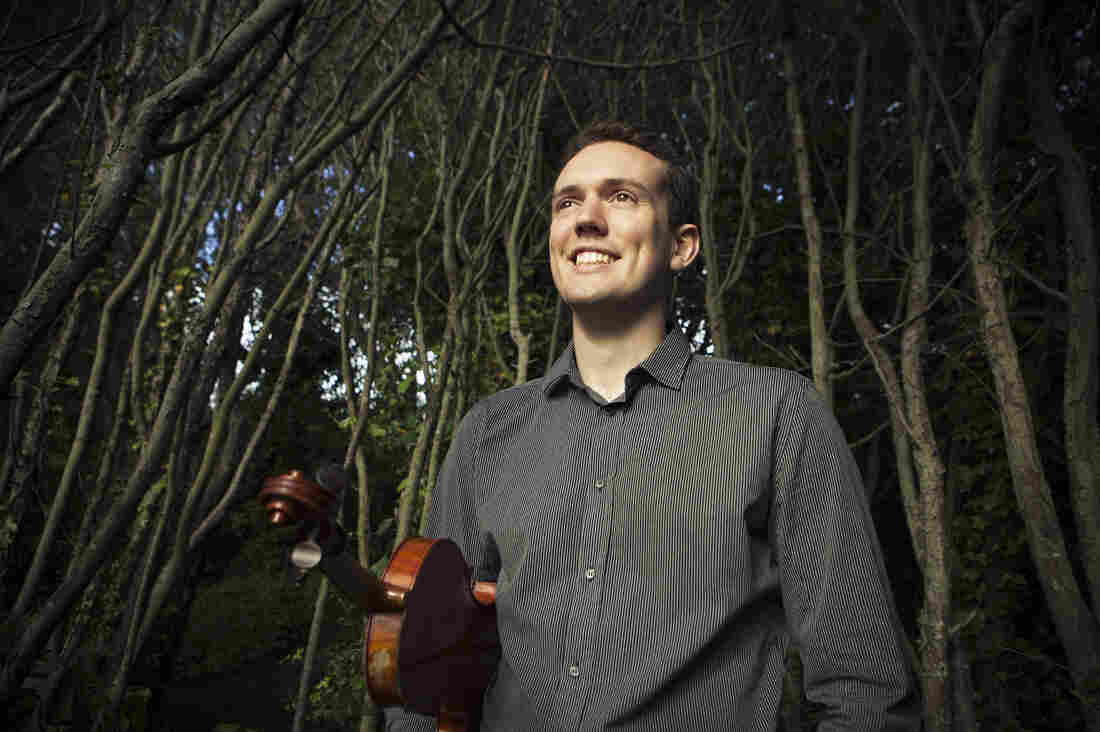 Classically trained violinist Ben Powell makes the leap to jazz in his album New Street, a tribute to the late Stephane Grappelli.