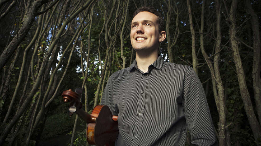 Ben Powell: In The Footsteps Of Jazz Fiddle Royalty