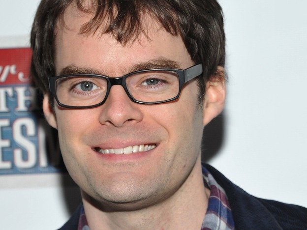 Bill Hader was nominated for an Emmy as Outstanding Supporting Actor in a Comedy Series for his role as Stefon on Saturday Night Live. (Getty Images)