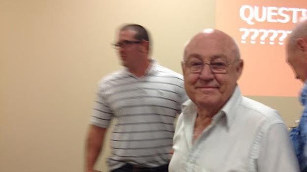 Grandpa Traub — corn former and millionaire. (NPR)