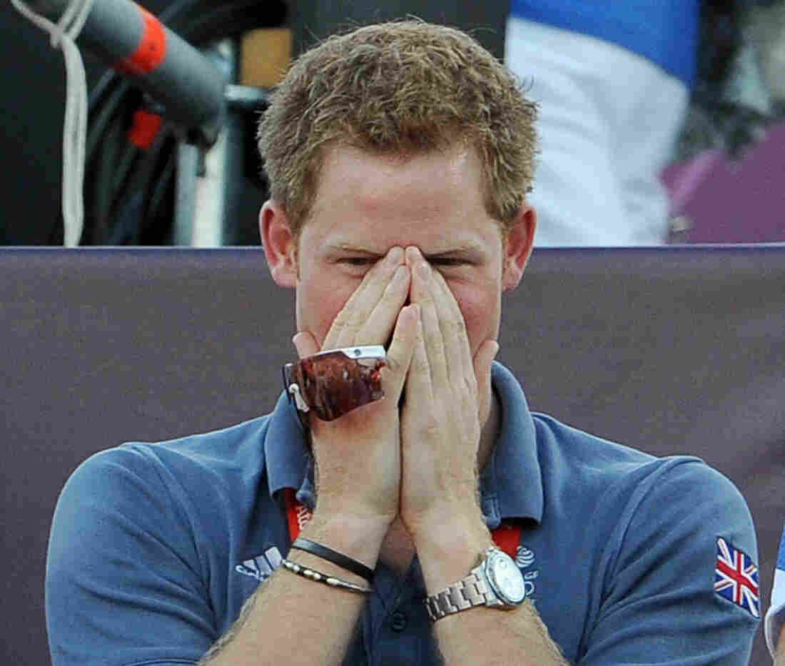 Prince Harry Addresses Those Naked Las Vegas Photos In His