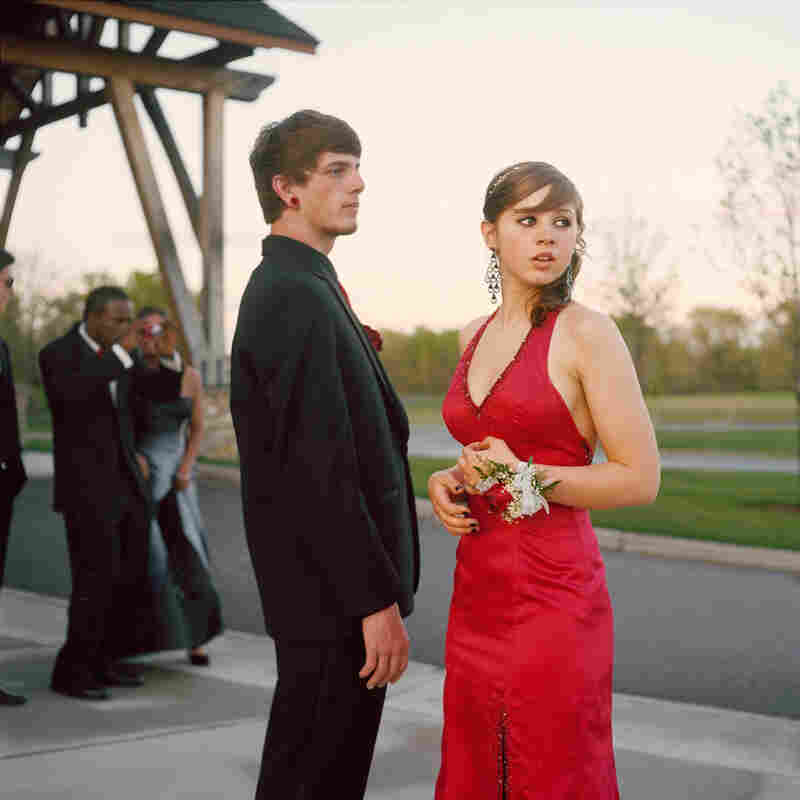 """Nick and Angel. From the series """"At Risk, With Promise."""""""