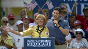 Presidential Campaign Ads Target Seniors In Fla., Younger Voters In N.H.