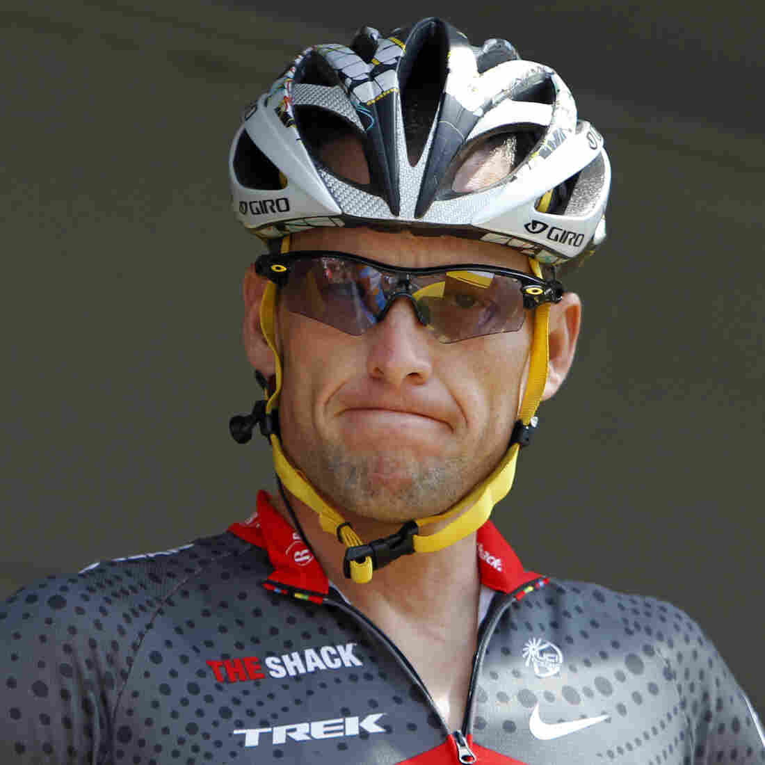 Lance Armstrong Says He Won't Fight Doping Charges