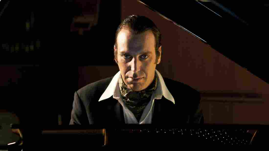 Chilly Gonzales' latest album is Solo Piano II.