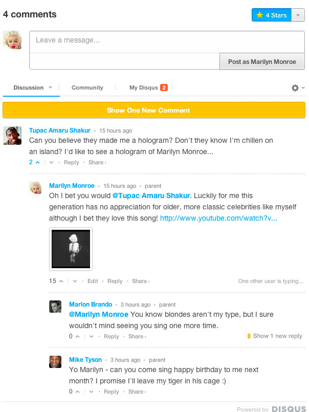 NPR's new commenting system will use Disqus' framework.