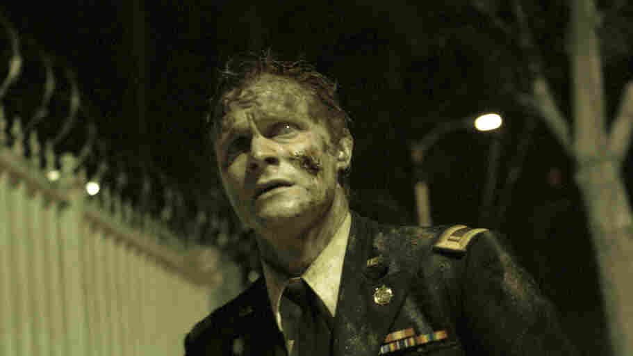 Bart (David Anders) returns from his tour in Iraq as a fallen soldier, but he doesn't stay dead long — he rises as the titular revenant.