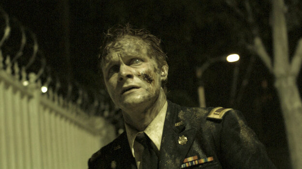 Bart (David Anders) returns from his tour in Iraq as a fallen soldier, but he doesn't stay dead long �