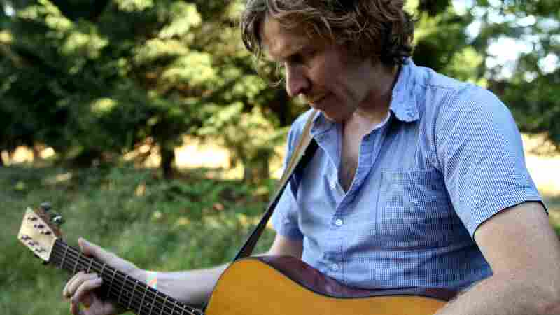 Doug Paisley gets personal at Pendarvis Farm during Pickathon Music Festival in Oregon.