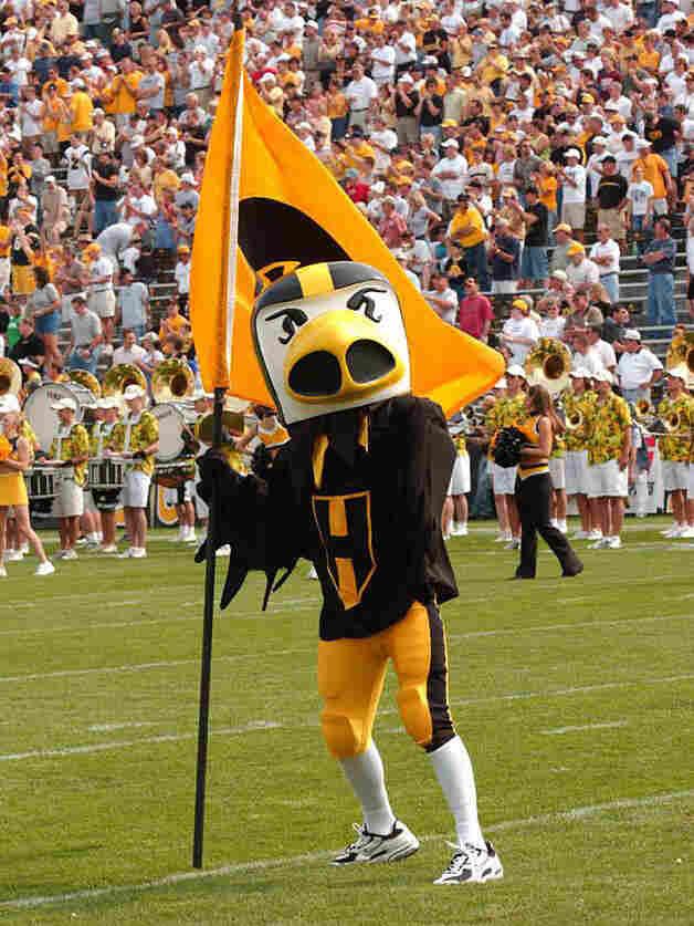 Herky the Hawk