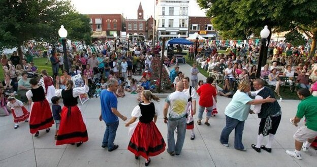 Fairfield's All Things Italian Festival takes place every year on the third Saturday in June.