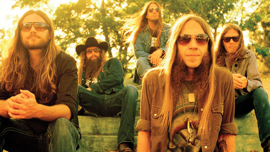 Like Lynyrd Skynyrd before it, Blackberry Smoke turns Southern music forms into radio-ready singalongs. (Matthew Mendenhall)