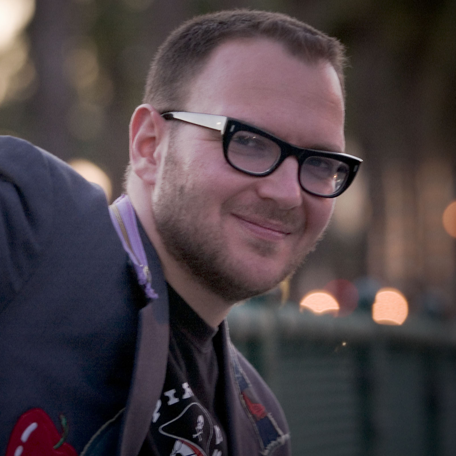 Cory Doctorow is an editor of the blog Boing Boing and an author of fiction including the novels Little Brother and Down and Out in the Magic Kingdom.