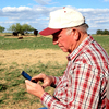The information farmers are getting from Twitter can help them decide how and when to market their grain.
