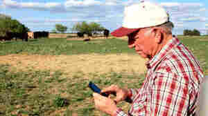 Farmers Waiting Out The Drought Tune Into Twitter