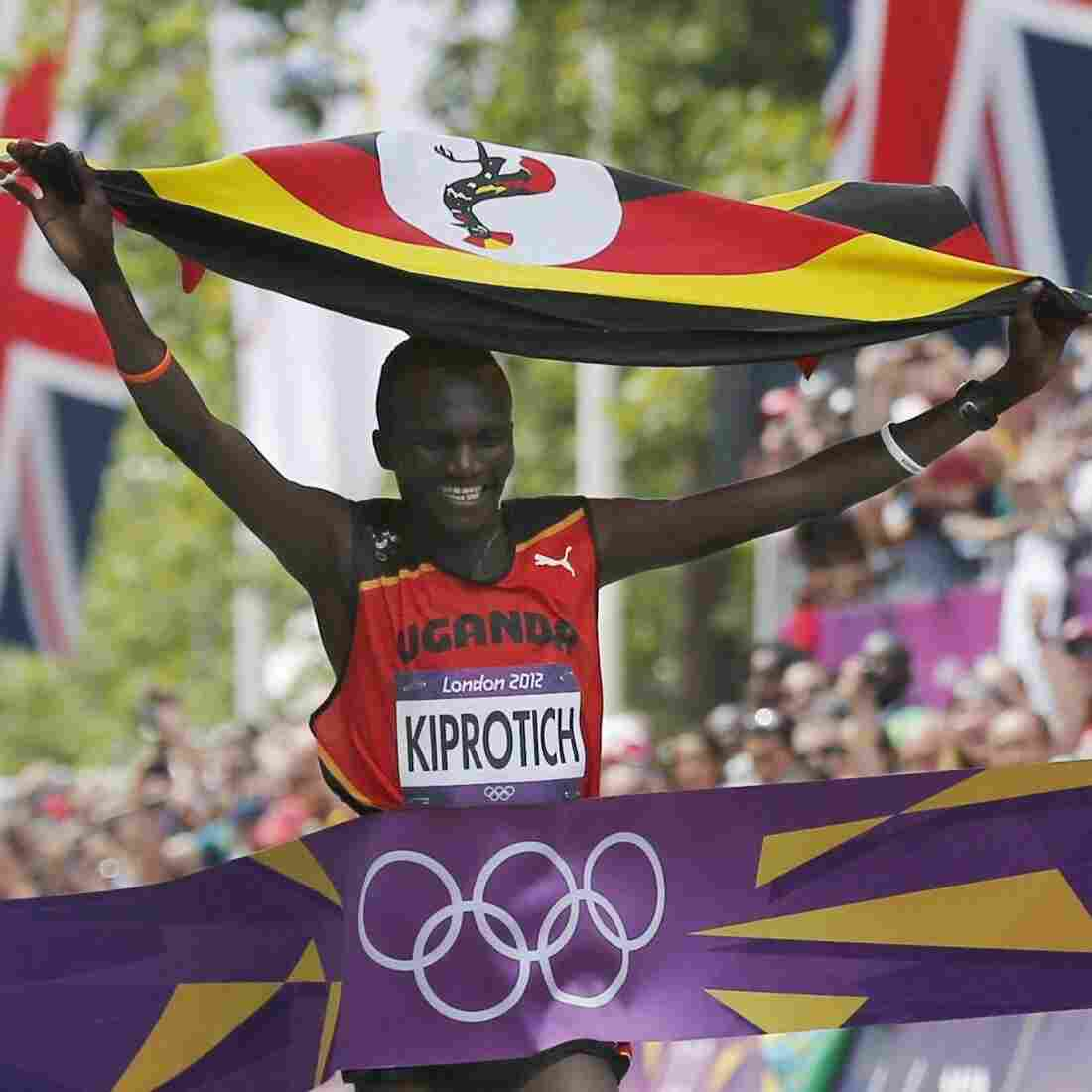 Ugandan Gold Medalist Returns To Fame And Fortune