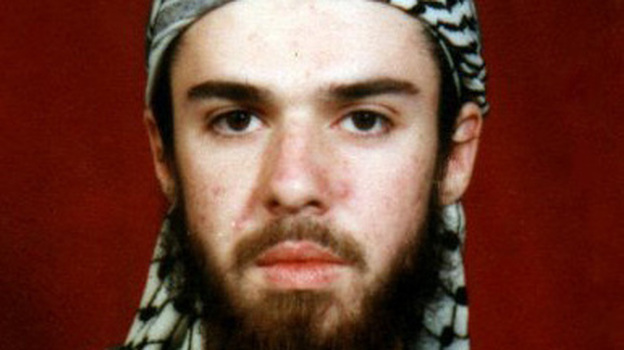 John Walker Lindh was captured in Afghanistan in 2002 after fighting with the Taliban. (AP)