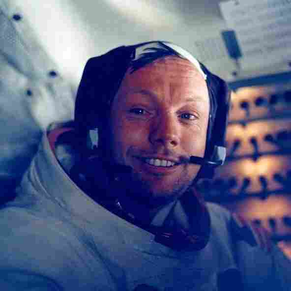 Neil Armstrong, First Man To Walk On The Moon, Dies