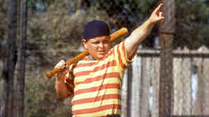 Patrick Renna as Hamilton 'Ham' Porter in 1993 sports film, The Sandlot.