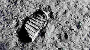 In Just 'One Small Step' Armstrong Became An Icon