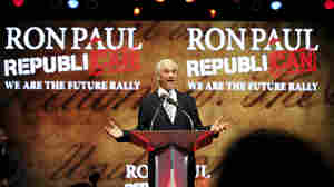 With A Roar And Some Rage, Ron Paul Rallies His Faithful