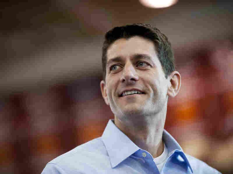 Wisconsin Rep. Paul Ryan