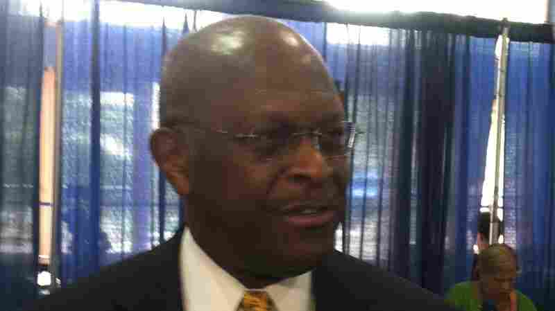 Herman Cain And His ABCs: He Sees Blacks Turning To The GOP