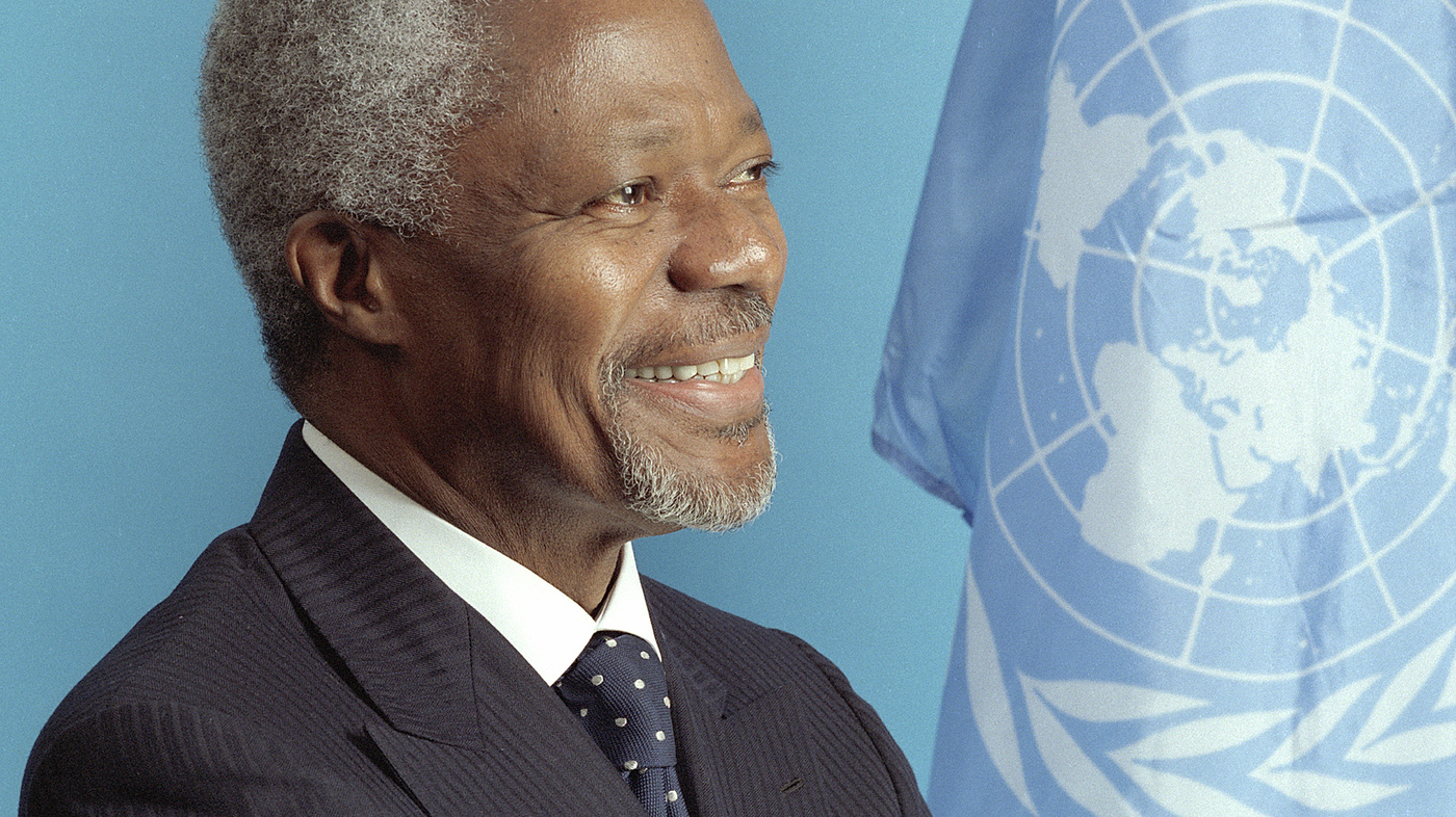 biography of kofi annan Kofi atta date of birth career annan joined the united nations in 1962 as an administrative and budget officer with detailed biography kofi atta annan.