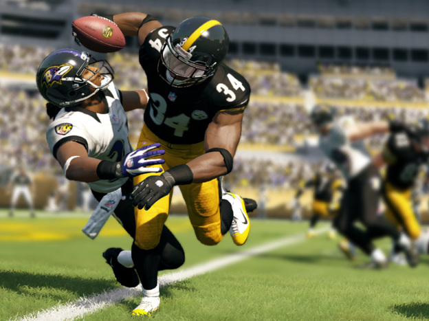According to the NFL's Peter O'Reilly, fans are drawn to the Madden NFL video game franchise because it lets them experience the NFL year-round in a realistic way.