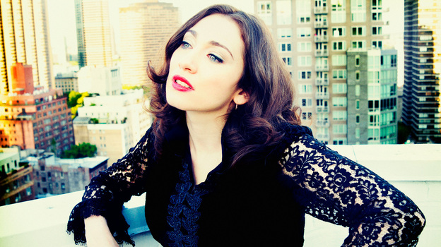 """""""To me, the voice is an instrument, just like any other instrument,"""" Regina Spektor says. (Shervin Lainez)"""