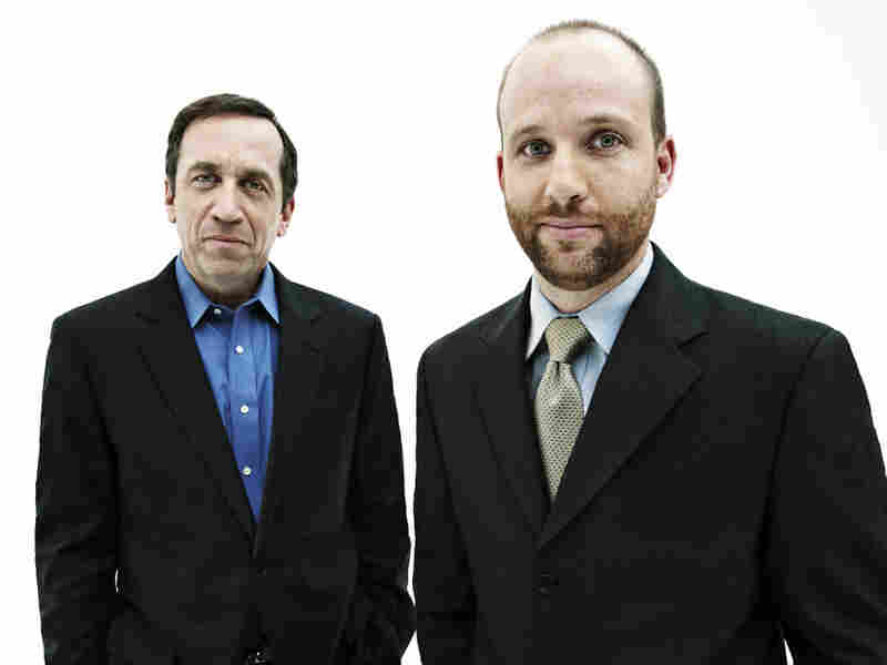 Michael Kranish (left) is the deputy chief of the Washington bureau of The Boston Globe. Scott Helman is a staff writer at The Globe. Both have covered politics, presidential campaigns and Congress.