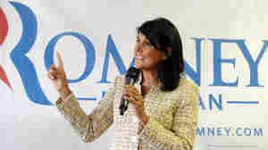 Gov. Haley Gets Prime-Time Convention Speaking Slot